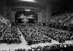1956 General Conference where full ordination for women was approved